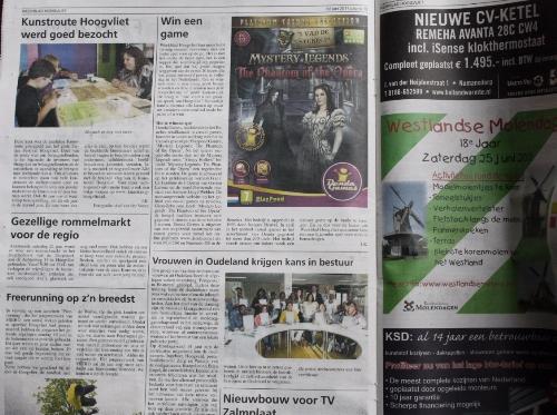Regio Nieuws Hoogvliet Digitaal Wwwhoogvlietorg